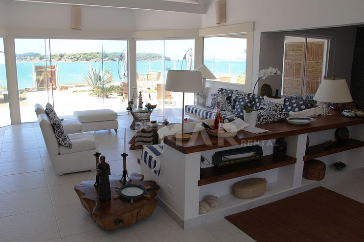Casa do Mar - Aluguel de Temporada em Búzios - Casas do Mar